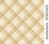 texture of fabric brown and... | Shutterstock .eps vector #291011651