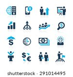 finance and business strategies ... | Shutterstock .eps vector #291014495