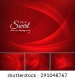 swirl abstract background | Shutterstock .eps vector #291048767