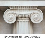 Architectural Detail Of An...