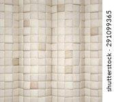 3d abstract pattern  wall ... | Shutterstock . vector #291099365
