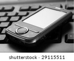 pda | Shutterstock . vector #29115511