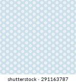 polka dot seamless pattern | Shutterstock . vector #291163787