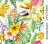 vector illustration with... | Shutterstock .eps vector #291173447
