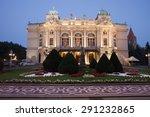 Juliusz Slowacki Theatre By...