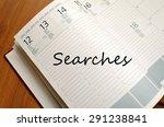 business notepad on wooden... | Shutterstock . vector #291238841