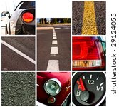 Cars Collage   High Definition...
