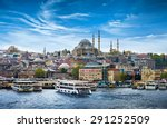 Istanbul the capital of turkey  ...