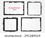 grunge frame.grunge background... | Shutterstock .eps vector #291289319