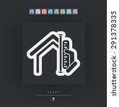 house measures | Shutterstock .eps vector #291378335