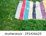 Linen Woven Rug