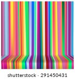 rainbow stripes background.