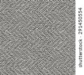 herringbone fabric seamless... | Shutterstock .eps vector #291450554