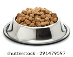 Stock photo dog food pet food food 291479597