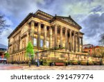 Harris Museum And Art Gallery...