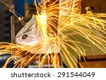 industrial  automotive spot... | Shutterstock . vector #291544049