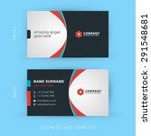 vector modern creative and... | Shutterstock .eps vector #291548681