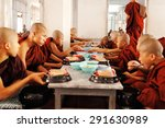 mandalay  myanmar   february 27 ... | Shutterstock . vector #291630989