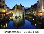Annecy  France   August 29 ...