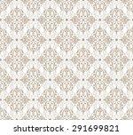 seamless vintage background.  | Shutterstock .eps vector #291699821