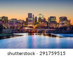 rosslyn  arlington  virginia ... | Shutterstock . vector #291759515