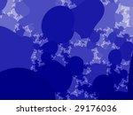 an artistic colored fractal...   Shutterstock . vector #29176036
