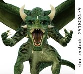 Green Dragon Surprise