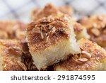 harisa closeup   Shutterstock . vector #291874595