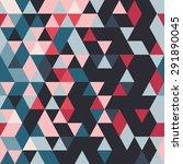 abstract seamless pattern.... | Shutterstock .eps vector #291890045