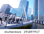 london office buinesss building ... | Shutterstock . vector #291897917