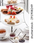Small photo of Traditional English afternoon tea