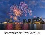50sg festival  singpore... | Shutterstock . vector #291909101