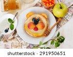 Children's Breakfast Pancakes...