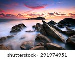 Beautiful Seascape During...
