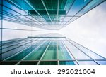 underside panoramic and... | Shutterstock . vector #292021004