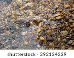 Background Of Water And Stone
