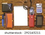 tools for business | Shutterstock . vector #292165211