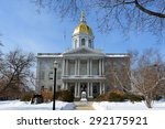 New Hampshire State House In...