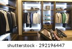 A Luxury Store With Men...