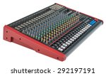 Professional Mixing Console....