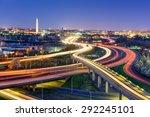 Washingon  Dc  Usa  Skyline At...