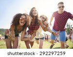 best time only with my best... | Shutterstock . vector #292297259