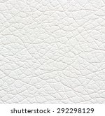 synthetic white leather texture ... | Shutterstock . vector #292298129