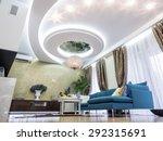 apartment interior   Shutterstock . vector #292315691