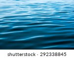 Abstract Calm Sea Waves