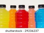 Stock photo sports energy drinks 29236237