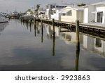 A Dock In Florida At A Mobile...