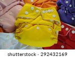 Cloth Diapers Different Colors