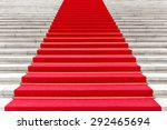 red carpet | Shutterstock . vector #292465694