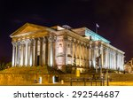 St. George's Hall In Liverpool...